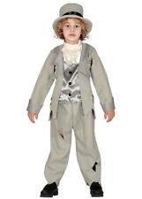Childrens Halloween Ghost Groom Costume
