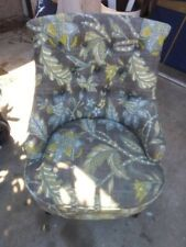 Nice floral chair