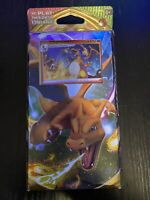 Vivid Voltage Charizard Theme Deck | Charizard Cracked Ice | Factory Sealed