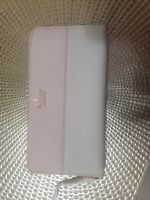 Kate Spade New York Cameron Street Lacey Leather Zip-around Wallet Pink & Beige