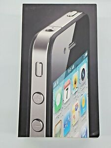[NEW IN BOX] iPhone 4 - 16GB - Factory Unlocked - Unactivated RARE COLLECTIBLE!