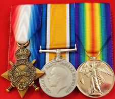 Reproduction WWI Collectable Medals (1914-1918)
