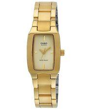 Casio LTP1165N-9C Ladies Stainless Steel Analog Casual Dress Watch Gold