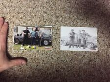 Baker Skateboards x Trailer Park Boys Sticker Lot Of 2