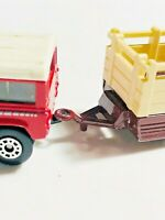 Lesney Matchbox *scale Hay Trailer die cast