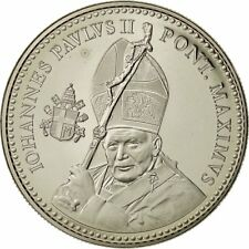 [#553552] Vaticaan, Medaille, Pape Jean Paul II, 2011, FDC, Copper-nickel