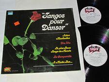 TANGOS POUR DANSER 2-LP SET Punch 1974 France JACQUES CAHAN JOSE GRANADOS PINTO+