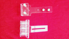clip on probe Electrode holder fixture support stand,PH Orp Acrylic reef tank #3