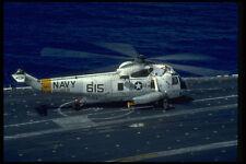 496003 SH 3 Sea King Helo A4 Photo Print