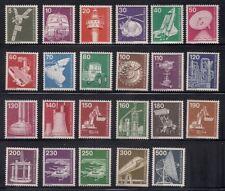 Germany  1975-82  Sc # 9N359-76   MNH   (43917)