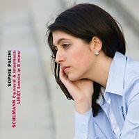 Sophie Pacini - Schumann: Carnaval and Intermezzi [CD]