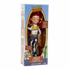 "2018 DISNEY 16"" Jessie parlante Action Figure Giocattolo Story Buzz 30 frasi!!! ** NUOVO **"