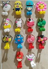 toothbrush holder cute cartoon animal sucker suction cup kids bathroom wall UK