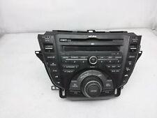 2012 Acura Tl Tech Awd Radio Am Fm Cd Player 39100-Tk4-309Za