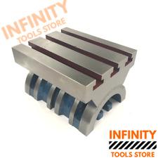 "45 degree both sides #HAPc-0705-new 7/""x5/"" Adjustable Angle Plate heavy duty"