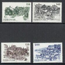 Faroer - 1981 - Mi. 59-62 - Postfris - K5533