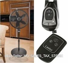 Lasko 18 Inch Oscillating Cyclone Pedestal Stand Fan with Remote Control New
