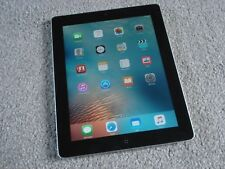 Very Nice Apple IPAD 2 WIFI 9.7-Inch 16GB A1395 - Black