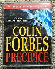 AUDIO BOOK: Colin Forbes - PRECIPICE read by William Franklyn on 2 cass