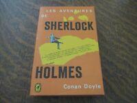le livre de poche les aventures de sherlock holmes - ARTHUR CONAN DOYLE