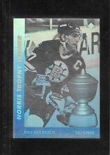 1991-92 UPPER DECK HOLOGRAM # AW5 RAY BOURQUE !!