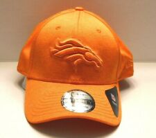 Mens INDIANAPOLIS COLTS hat baseball cap orange size L/XL retail $30