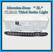Mercedes SL Clear Third Brake Lamp Stop Light SL550 SL500 SL55 SL63 SL65 AMG