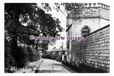 pu1497 - Church Lane , Warmsworth , Yorkshire - photograph