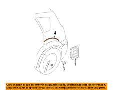 Pontiac GM OEM 03-08 Vibe Exterior-Protector Right 88972659