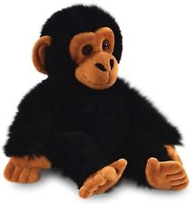 Keel Toys CHIMPANZEE Baby/Kids Monkey Safari Zoo Animal Soft/Gift Nursery BN