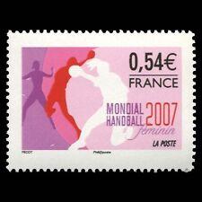 2STAMP / TIMBRE FRANCE  N° 4118 ** SPORT XVIII° CHAMPIONAT HANDBALL FEMININ