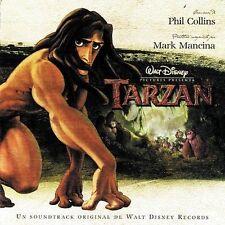 Tarzan [Spanish] by Mark Mancina/Phil Collins (CD, May-1999, Disney)