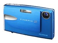 Fujifilm FinePix Z Series Z20fd 10.0MP Digital Camera - Ice blue