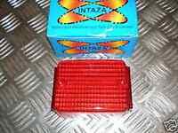 Feu arrière pour Yamaha XT250 1980-1983 DT400 MX 1977-1982 SR500 1978-1983