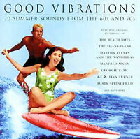 Good Vibrations: 20 SUMMER SOUNDS FROM THE 60S Audio CD