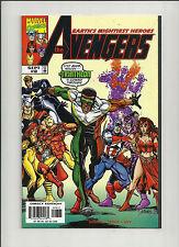 Avengers  #8 NM  Vol 3