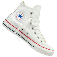 Converse Chuck Taylor All Star Hi Men's Leather Shoes Trainers Hi-Top Shoes