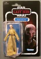 Star Wars Vintage Collection  -Last Jedi - Rey And Supreme Snoke ⭐️BNIB⭐️