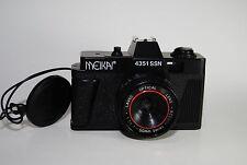 Meikai 4353 SSN camera w/ Lavec Optical Lens 50mm F5.6 series Lens