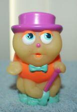 Vtg Hasbro Playskool Glow Worm Friends Glo Bug Bop Bug Finger Puppet