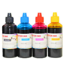 4X100ml bottles Compatible Ink for Epson XP-100 XP-200 XP-300 XP-400 CISS CIS