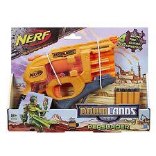 *NEW* NERF Doomlands 2169 Persuader Blaster Gun With 4 Doomlands Darts FREE P&P
