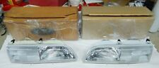 NOS 1989 1990 1991 1992 1993 FORD THUNDERBIRD HEADLIGHT ASSEMBLY`S SUPERCOUPE
