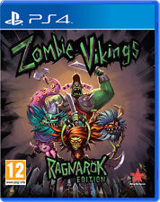 Zombie Vikings Ragnarok Edition PS4 Playstation 4 IT IMPORT RISING STAR