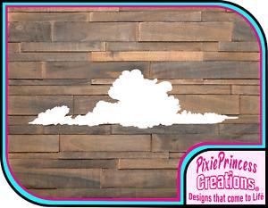 Cloud Sky A Mylar Stencil Airbrush Spray Paint Wall Craft Home Decor Shabby Chic