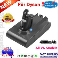 for Dyson V6 Battery DC58 DC59 DC61 DC62 DC74 SV03 SV04 SV06 SV09 967810-21 4 Ah