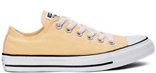 Converse Chuck Taylor mens low top canvas trainers cream VANILLA 12 UK 46.5
