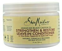 Shea Moisture Jamaican Black Castor Oil Strengthen Restore Conditioner 11oz