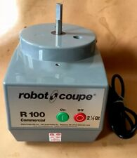 Robot Coupe R100 Clr 2.5 Qt Commercial Food Processor ~ Base Only