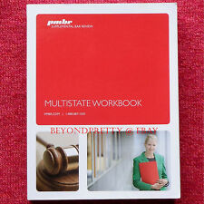 Kaplan PMBR Supplemental Bar Review Multistate Workbook - MBE Practice Questions
